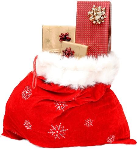 Paczki świąteczne dla potrzebujących rodzin