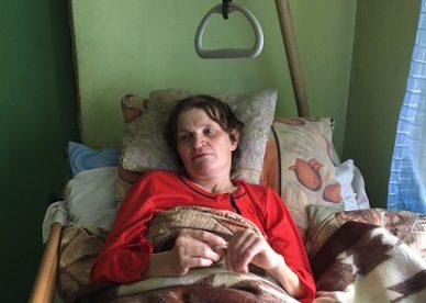 Pomoc dla Pani Elżbiety poprawić stan zdrowia i stanąć na własnych nogach