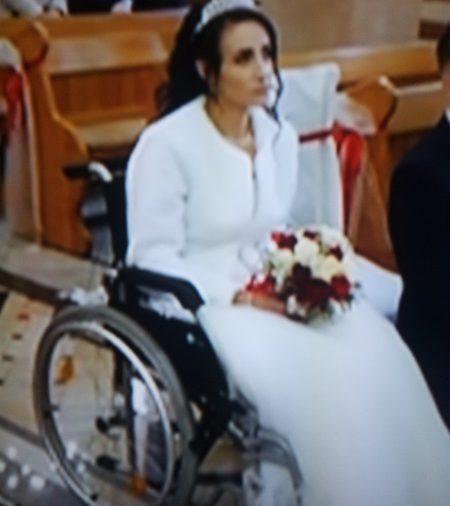 Tydzień przed swoim ślubem miała straszny wypadek. Pomóżmy jej stanąć na nogi!