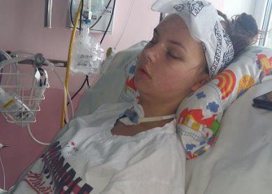 Cudem przeżyła wypadek, 10 miesięcy spędziła w szpitalu – pomóż Mai wrócić do zdrowia!