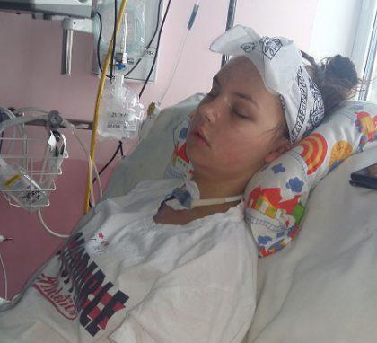 Cudem przeżyła wypadek, 10 miesięcy spędziła poza domem. Pomóż Mai wrócić do zdrowia!